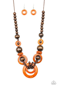Boardwalk Party Orange - Shon's Jewels Boutique