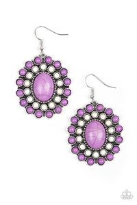 Stone Solstice - Purple - Shon's Jewels Boutique