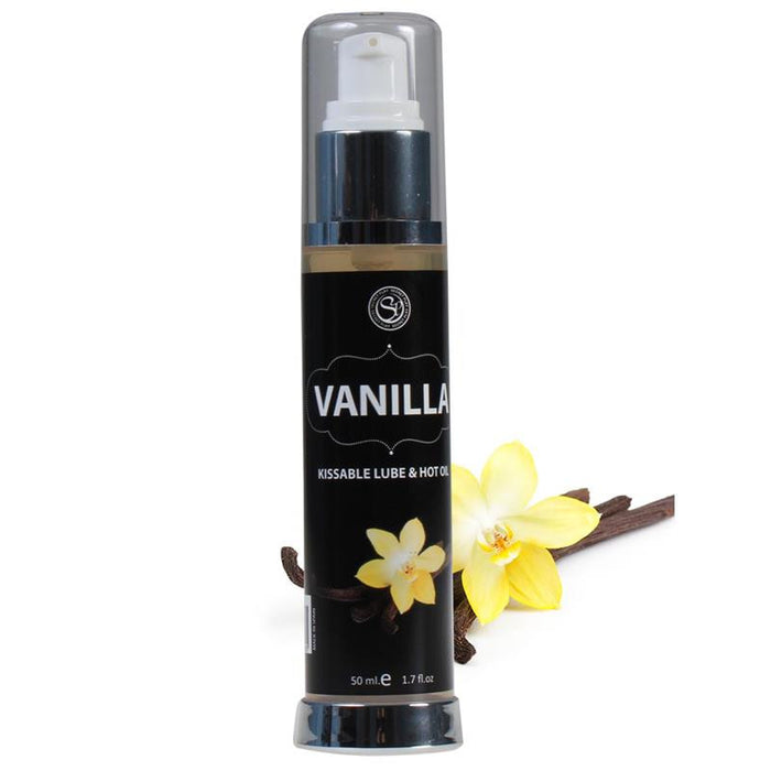 Secret Play Hot Effect Vanilla Lubricant 50 ml