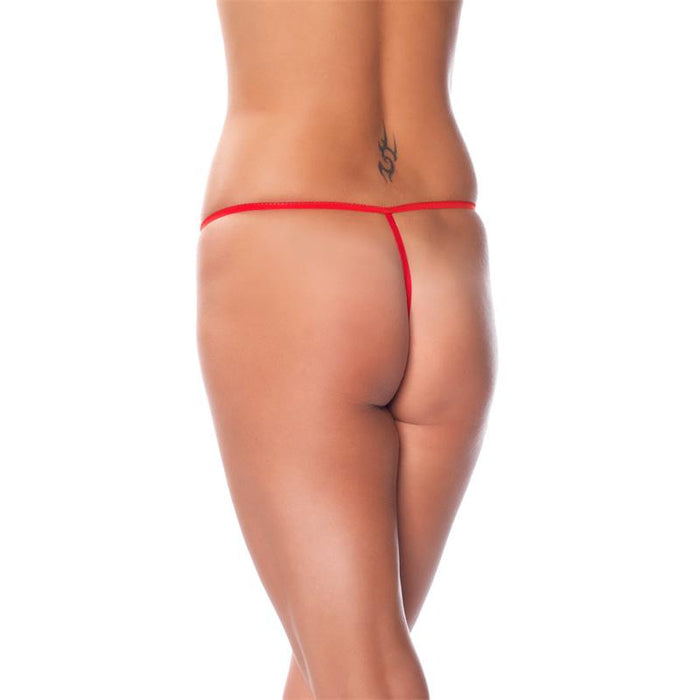 Rimba Amorable G-String Red One Size