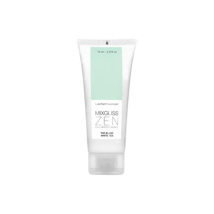 Mixgliss Water Based Lube Zen The Blanc 70 ml