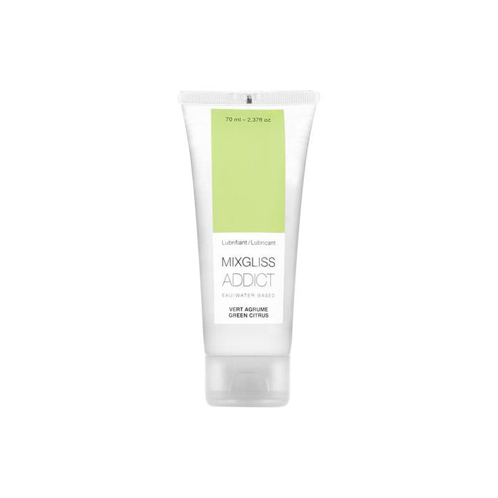 Mixgliss Water Based Lube Vert Agrume 70 ml