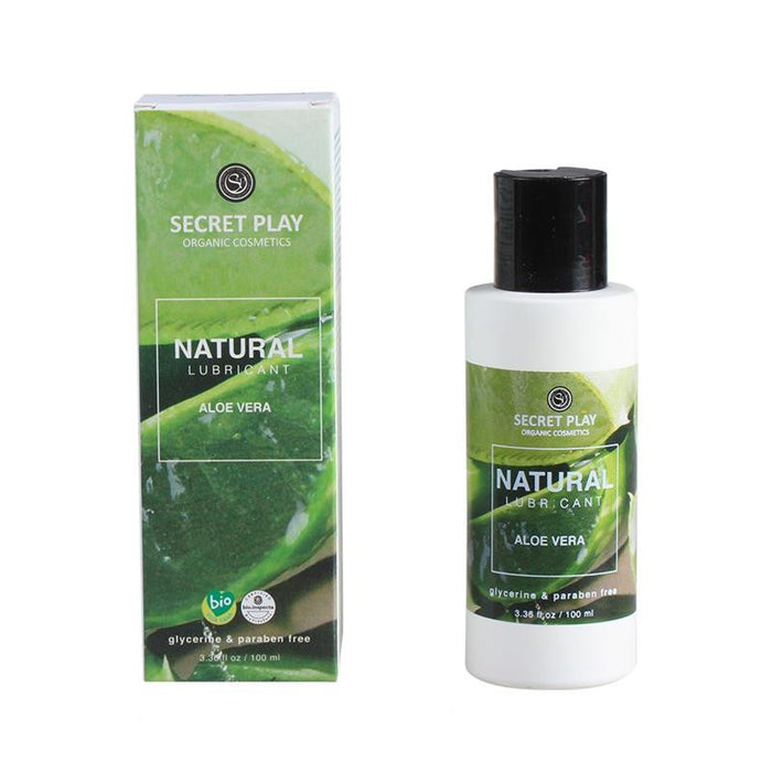Secret Play Natural Lubricant