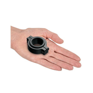 Penis or Testicles Ring Control Pipe-Clamp Silicone