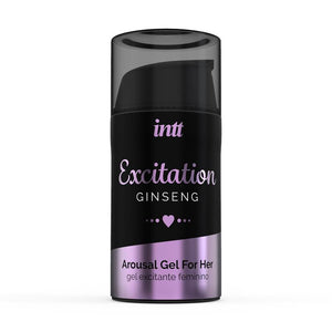 Gel Warm Effect Exciting Ginseng 15 ml