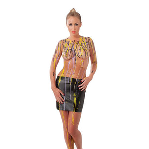 Rimba Latex Play Liquid Latex Transparent