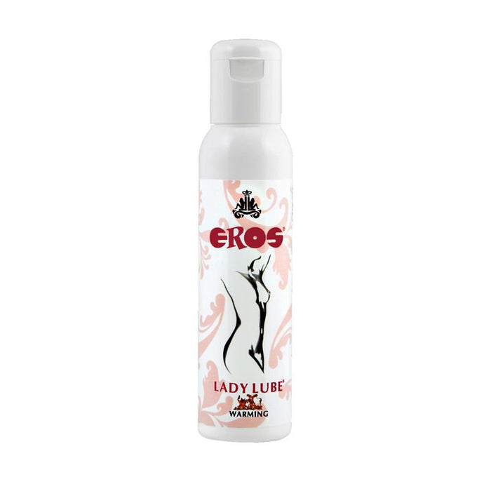 Lady Lube Warming Water Based  100 ml