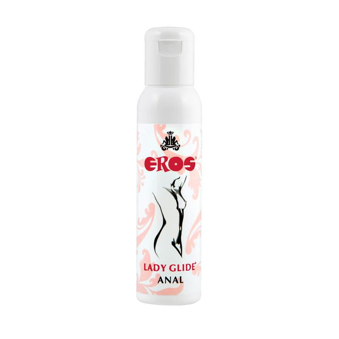 Lady Glide Anal Silicone Based  100 ml
