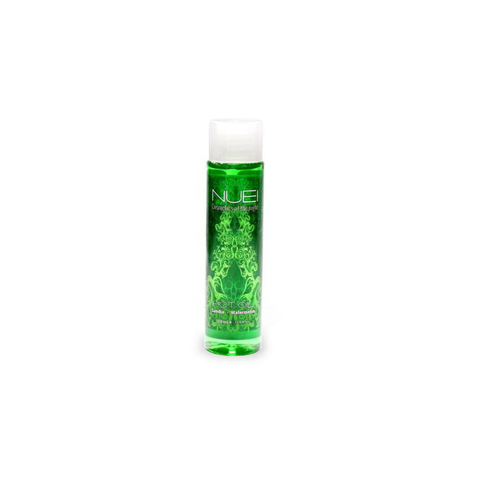 Nuei Hot Oil Warm Effec Watermelon 100 ml