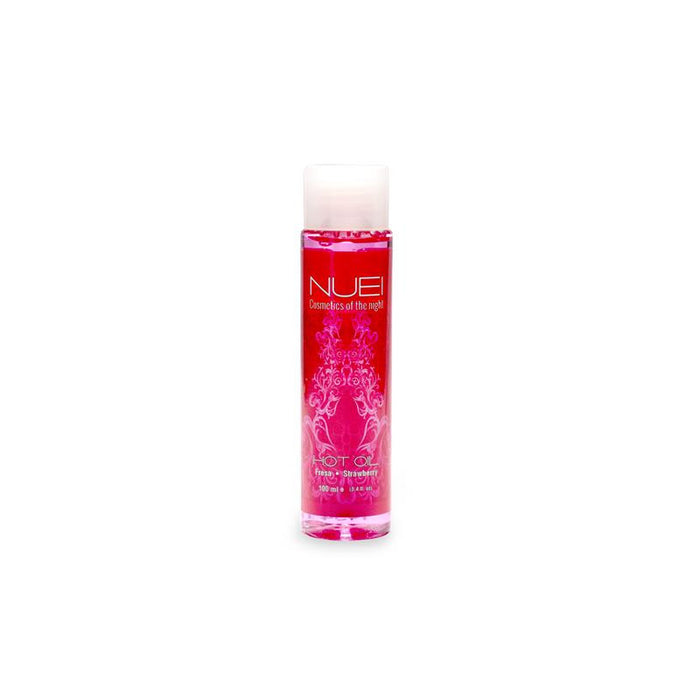 Nuei Hot Oil Warm Efect Strawberry 100 ml