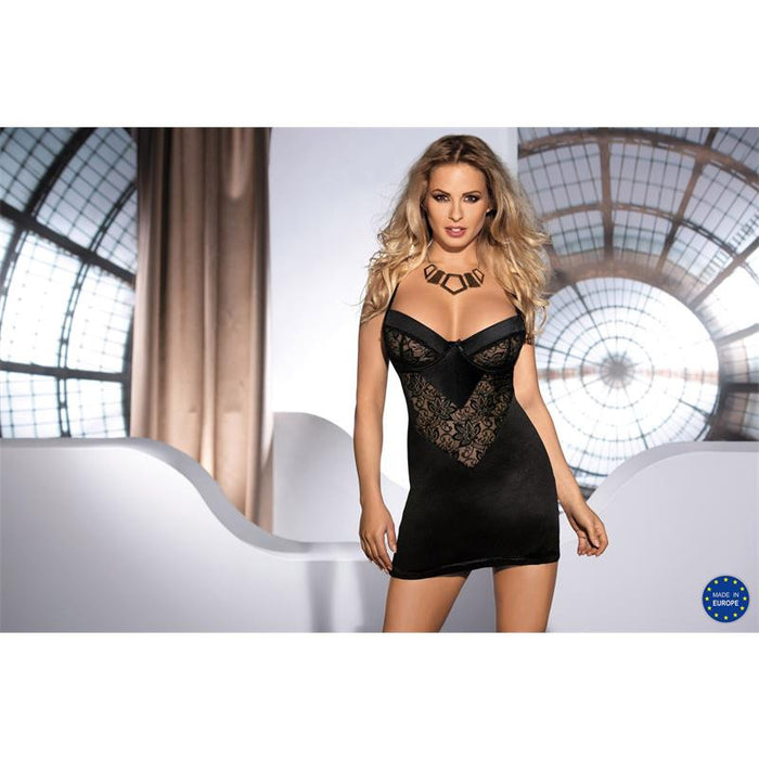 Babydoll Leis Colore Nero