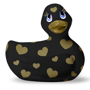 Stimulator I Rub My Duckie 2.0 Romance Black and Gold