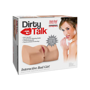 Interactive Masturbator Bad Girl