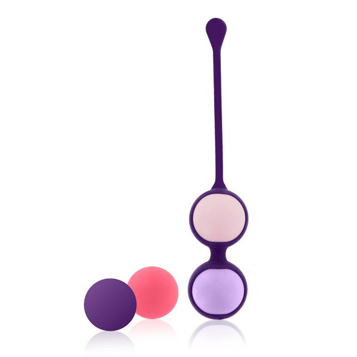 Rs - Essentials Pussy Playballs Coral Rose