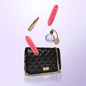 Rs - Essentials Vibrating Bullet Classique Coral Rose