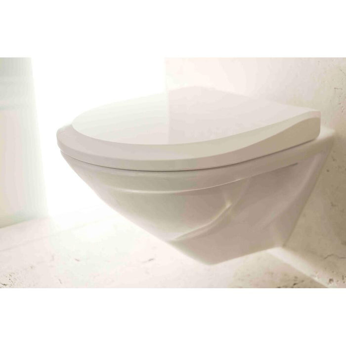 WC-SEAT BELAIR 3000 - WC ring with odor extraction