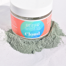 Load image into Gallery viewer, Reefr Seaweed + Pearl Mask - Cloud