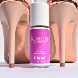 KUSHON StepPrep™ Foot Pain Relief - Cloud
