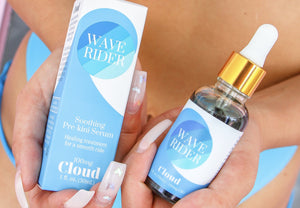 Wave Rider Soothing Pre-kini Serum - Cloud