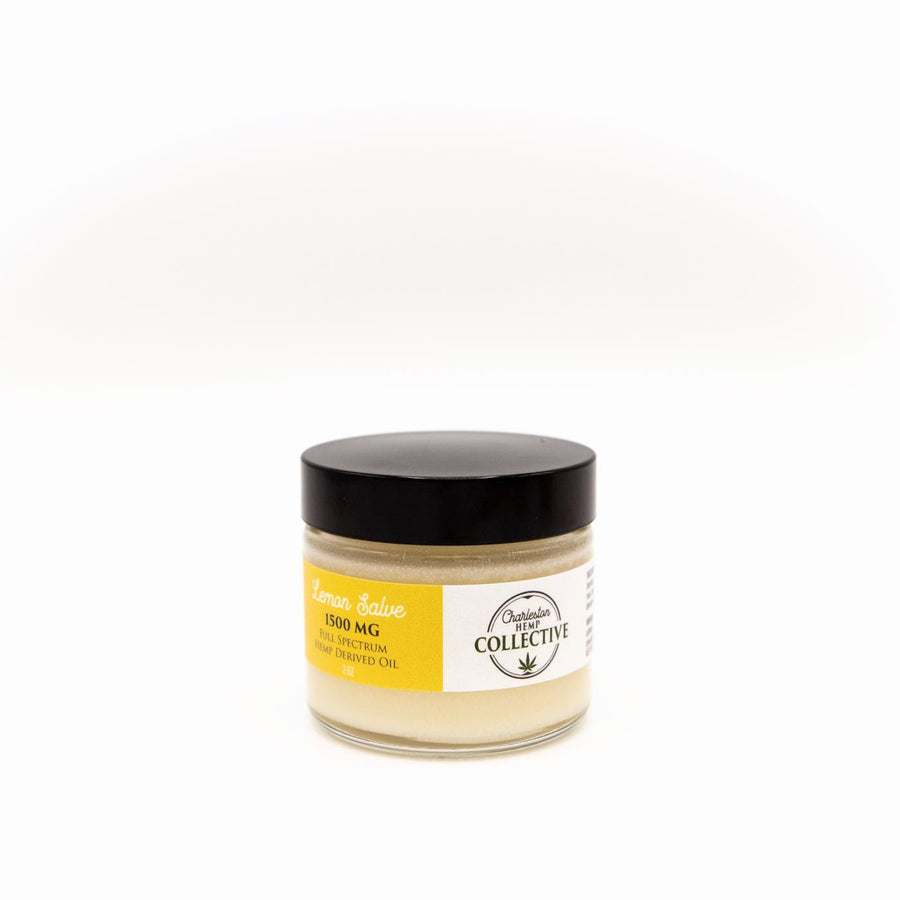 1500 MG Salve, 2oz Lemon