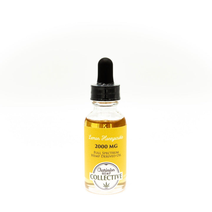 Lemon Honeysuckle CBD Tincture