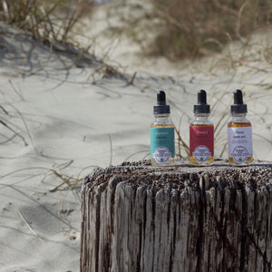 2000 MG Full Spectrum Tincture Natural