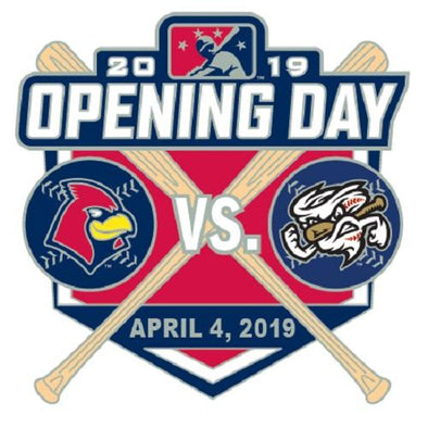 Memphis Redbirds 2019 Open Day Lapel Pin