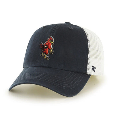 Memphis Redbirds Blue Hill Closer 47' Dirty Bird Flex Cap