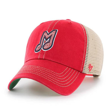 Memphis Redbirds Trawler '47 Clean Up Cap