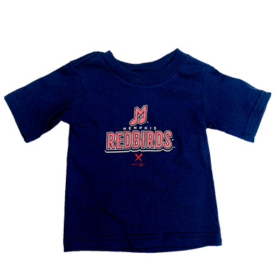 "Memphis Redbirds Infant ""Scribe"" T-Shirt"