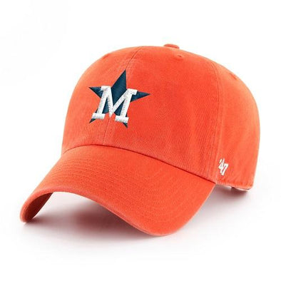 Memphis Redbirds Memphis Chicks Arched Star Clean Up Adjustable