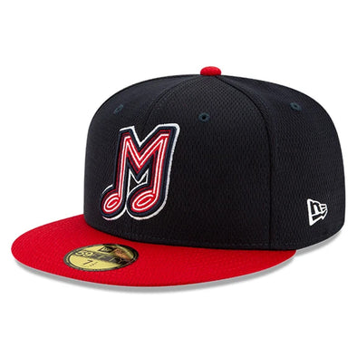 Memphis Redbirds New Era 59Fifty Fitted Authentic Batting Practice Cap