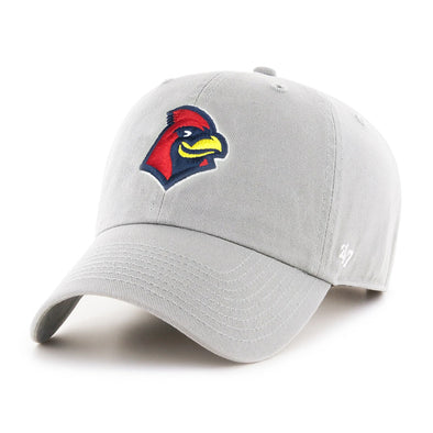 Memphis Redbirds I '47 Brand Clean Up I  Gray I Adjustable Hat