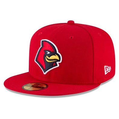 Memphis Redbirds New Era 59Fifty Fitted Authentic Home Cap