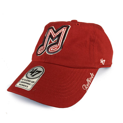 Memphis Redbirds 47'Brand Cleanup Womens
