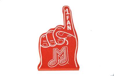 Memphis Redbirds #1 Fan Foam Finger