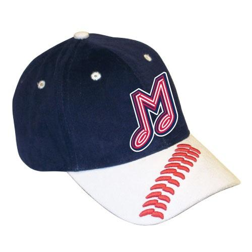 Memphis Redbirds Youth Stitches Cap