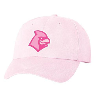 Memphis Redbirds Youth Girls Pink Cap