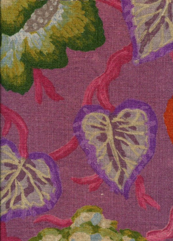 My fabulous linen. Guess what? It's an upholstery fabric!