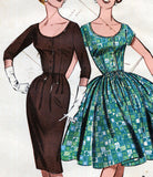 Butterick 9566 Detail