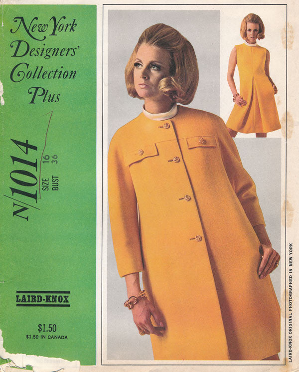 McCall's New York Designer Collection N/1014