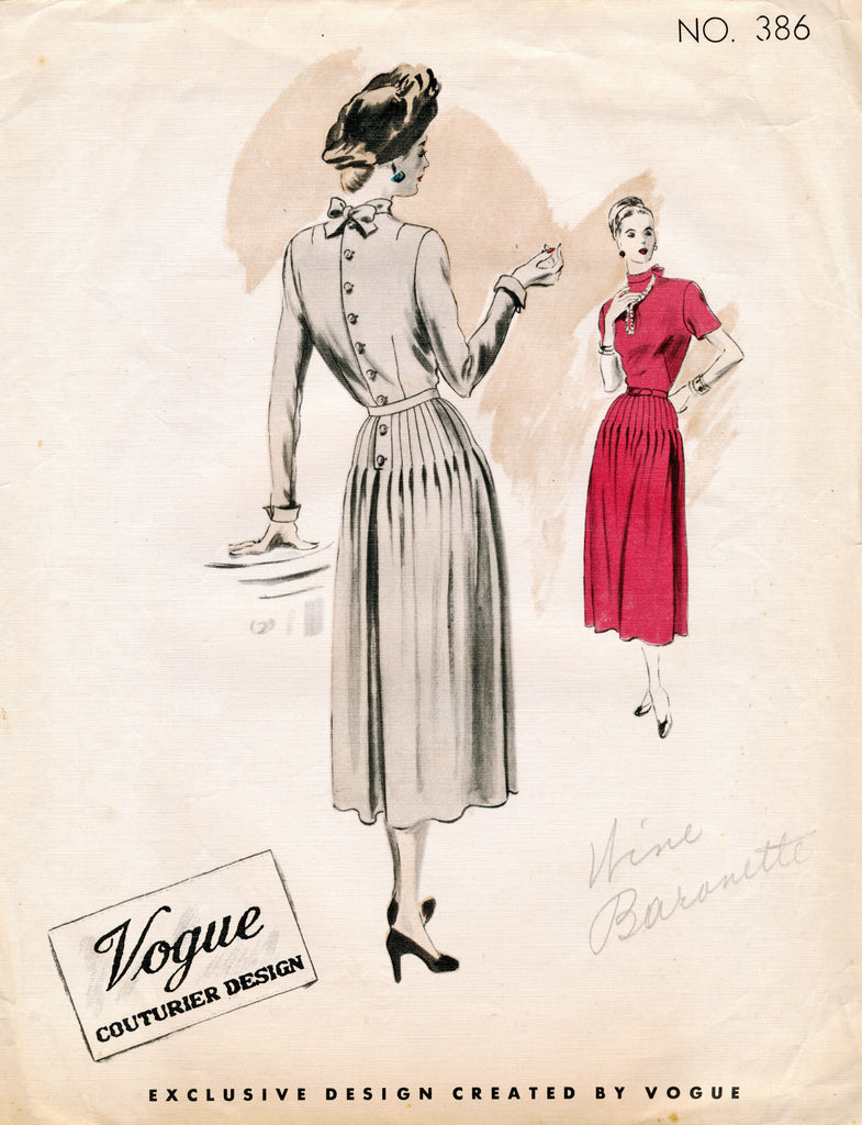 Vogue Couturier Design 386