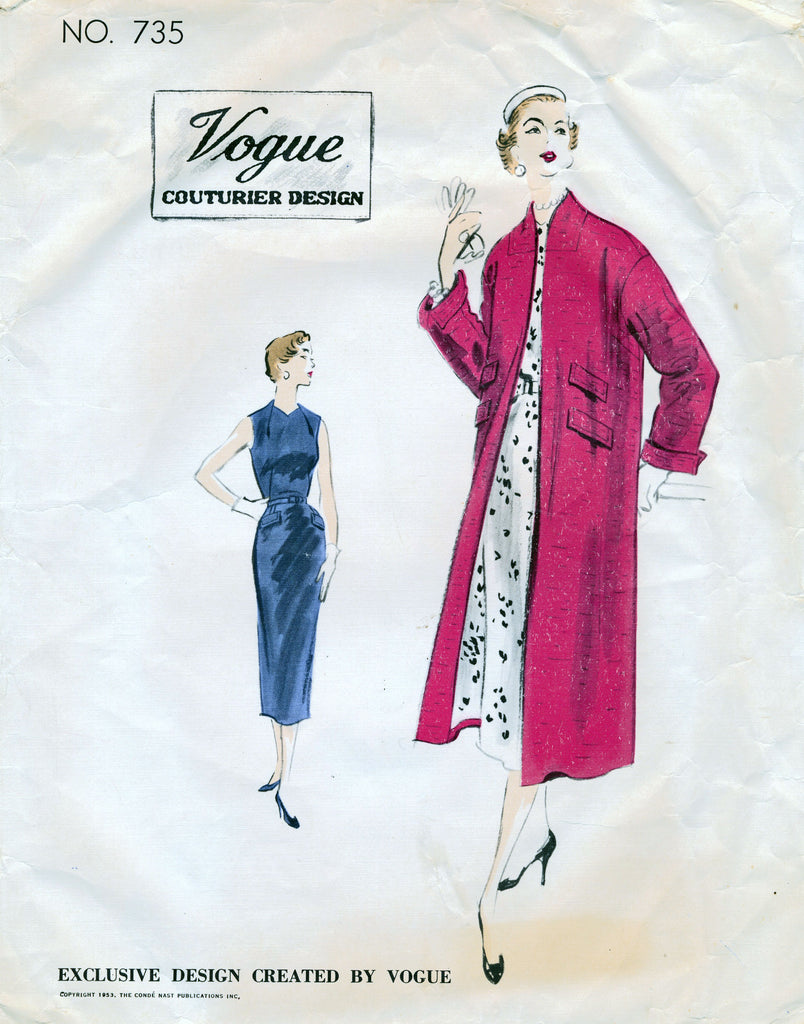 Vogue Couturier Design 735
