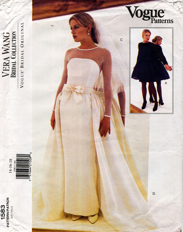 Vogue Bridal Original 1583
