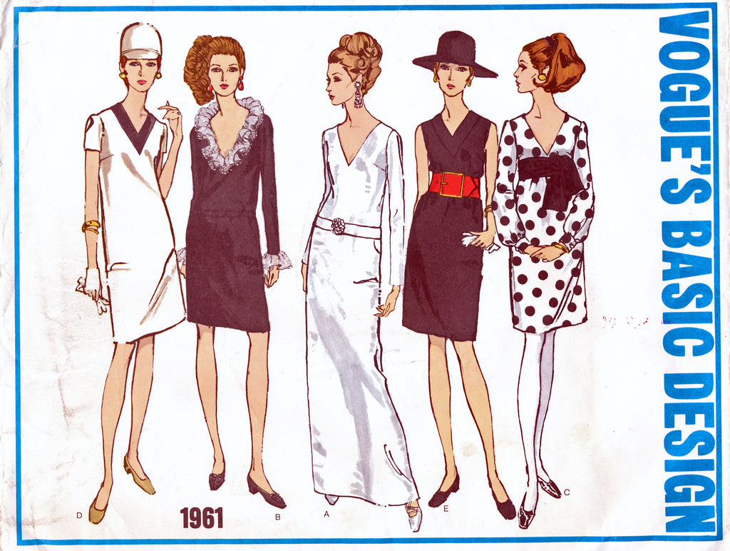 Vogue's Basic Design 1961