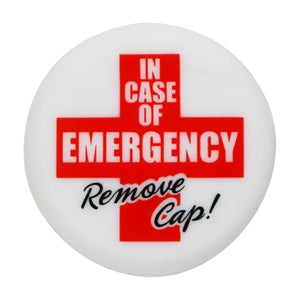 Capabunga Wine Cap In Case Of An Emergency
