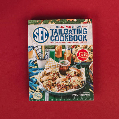 All New SEC Tailgating Cookbook