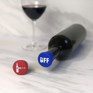 Wine Cap Set BFF/Wine-1-1