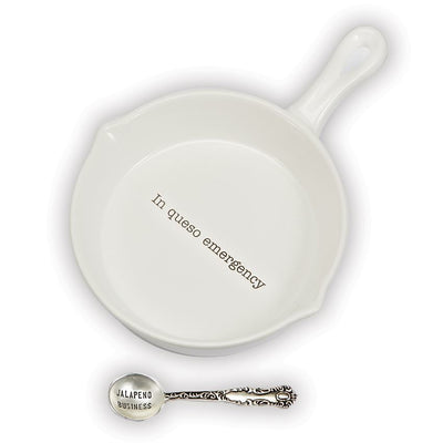 QUESO SKILLET SET