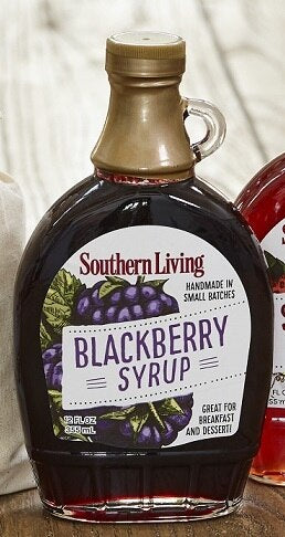 SOUTHERN LIVING BLACKBERRY SYRUP